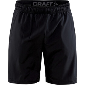Craft Core Charge Shorts Herrer, sort